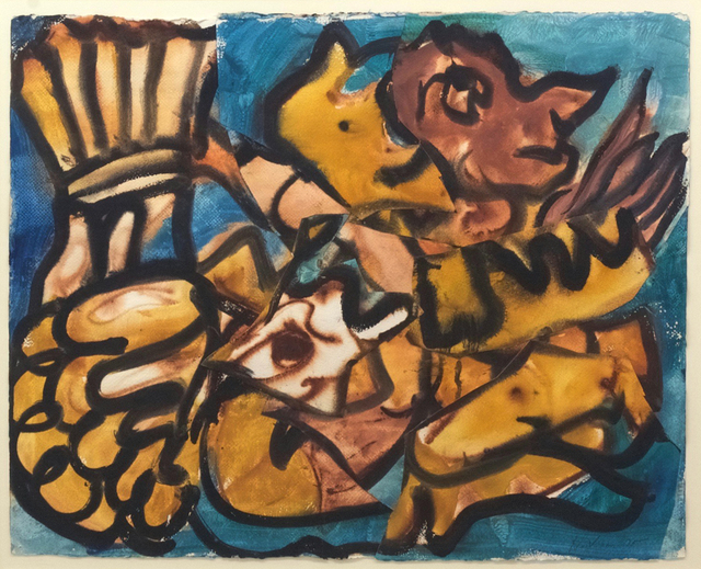 , 'Jonah and the Whale,' 1975, C. Grimaldis Gallery