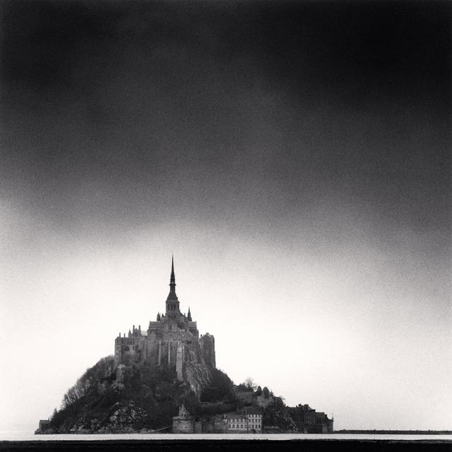 Michael Kenna, 'MONT ST. MICHEL, NORMANDY, FRANCE, 1991', 1991, Huxley-Parlour