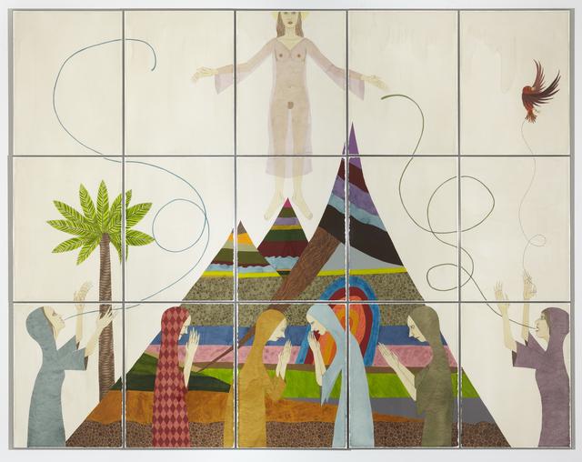 Ed Templeton, 'The Ascension of Christ', 2008, Nils Stærk