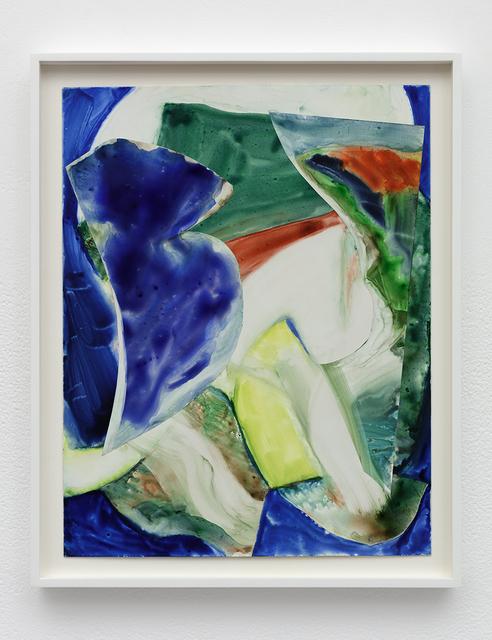 , 'Untitled,' 2016, David Kordansky Gallery
