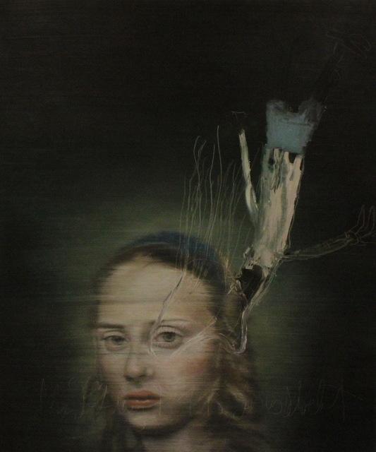 , 'Jesus schwebt,' 2015, Galerie Klose