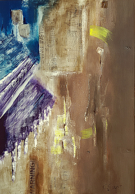 , 'Oblii#spettri#1,' 2016, Light Space & Time