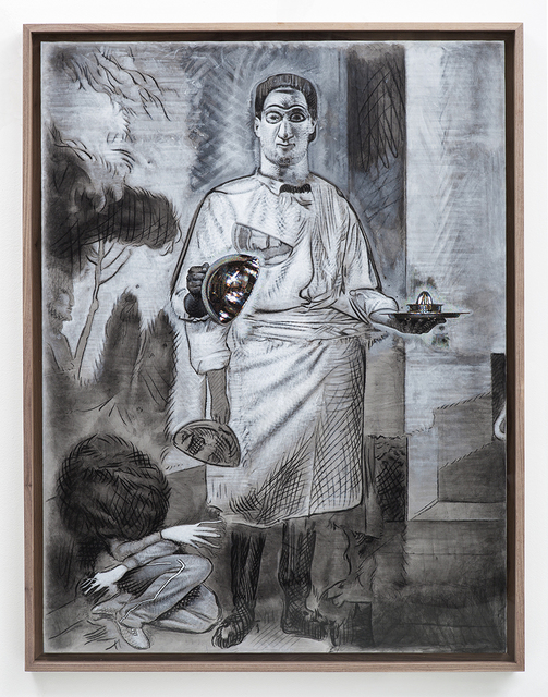 , 'Il Traviatore,' 2015, David Kordansky Gallery