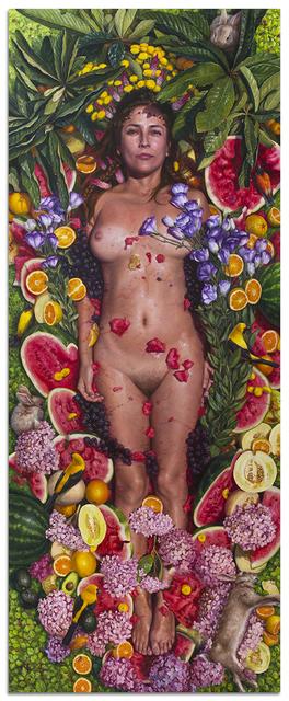 , 'Ximena's Ceremony,' 2018, Anna Zorina Gallery