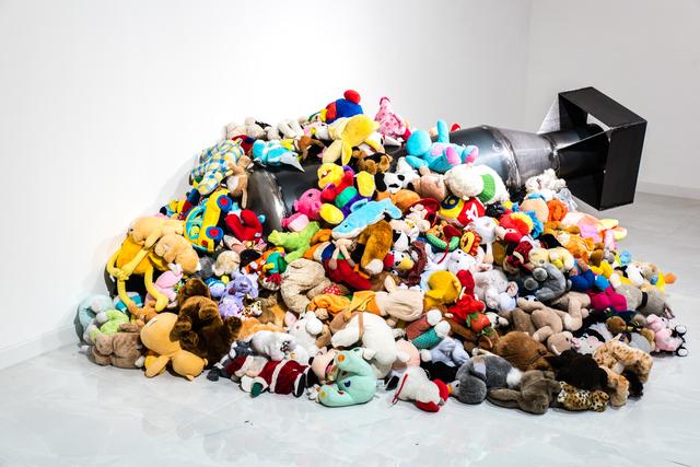 , 'Little Boy,' 2019, SimonBart Gallery
