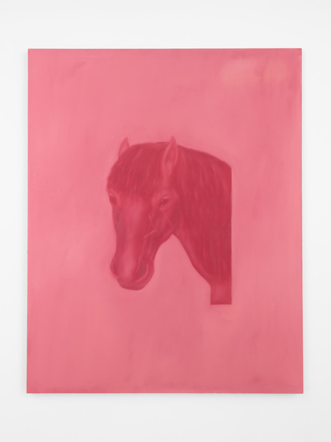 , 'Horse (After Lang Shining aka Giuseppe Castiglione),' 2018, Christine Park Gallery