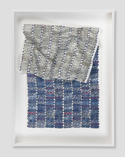 , 'Blue Variation ,' 2015, Zane Bennett Contemporary Art