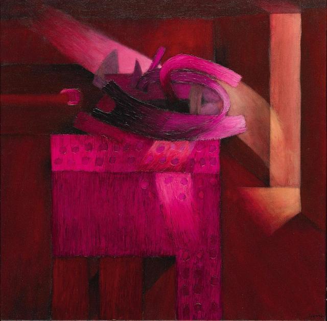 Fernando de Szyszlo, 'Cuarto de Paso', 1981, Galería Duque Arango