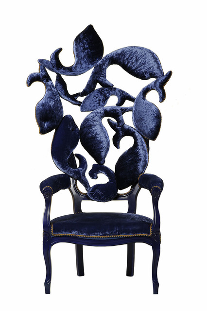 , 'Poisson bleu,' 2017, Contini Art Gallery