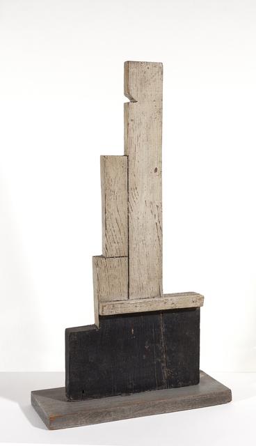 , 'Forma en blanco y negro,' 1932, Galería Guillermo de Osma