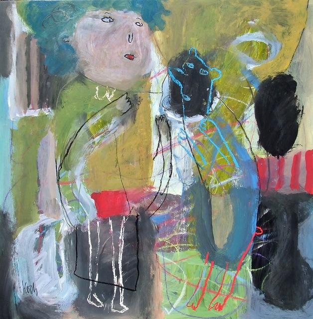 , 'Good Boy,' 2017, Hanson Howard Gallery