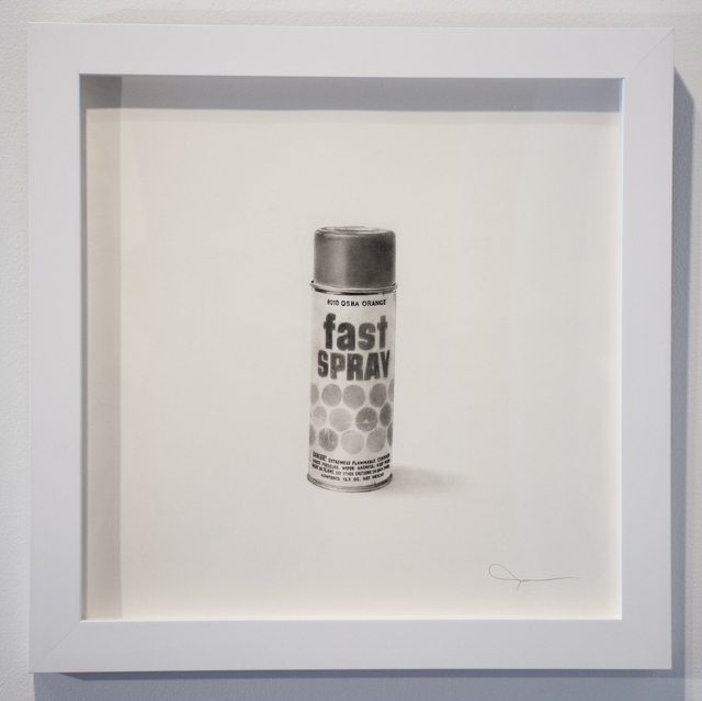 , 'Fast Spray,' 2017, Vertical Gallery