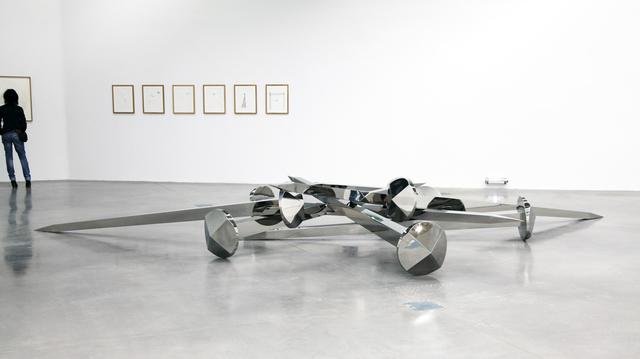 , 'ALIF – NAIL,' 2012, Galerie Loft