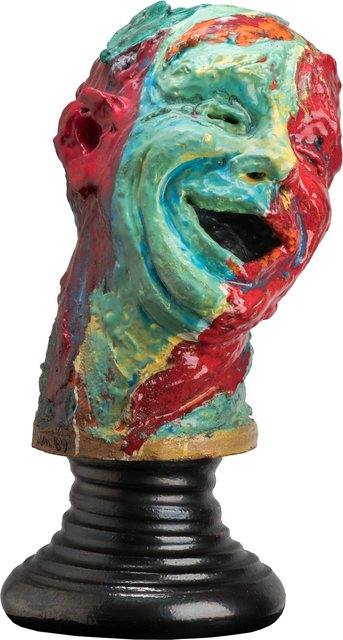 Robert Arneson, 'Simple Silly Sample', 1989, Heritage Auctions