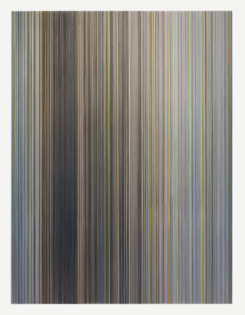 , 'half-dark of the enormous,' 2017, Carrie Secrist Gallery