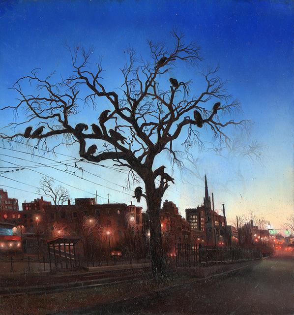 , 'Beacon,' , Sirona Fine Art