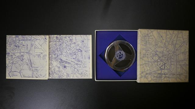 , 'sound enclosed land area,' 1969, XYZ collective
