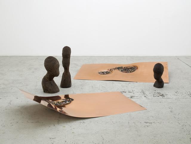 , 'Installation ,' 2016, Laura Bartlett