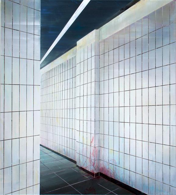 , 'Couloir,' 2016, Caroline Pagès Gallery