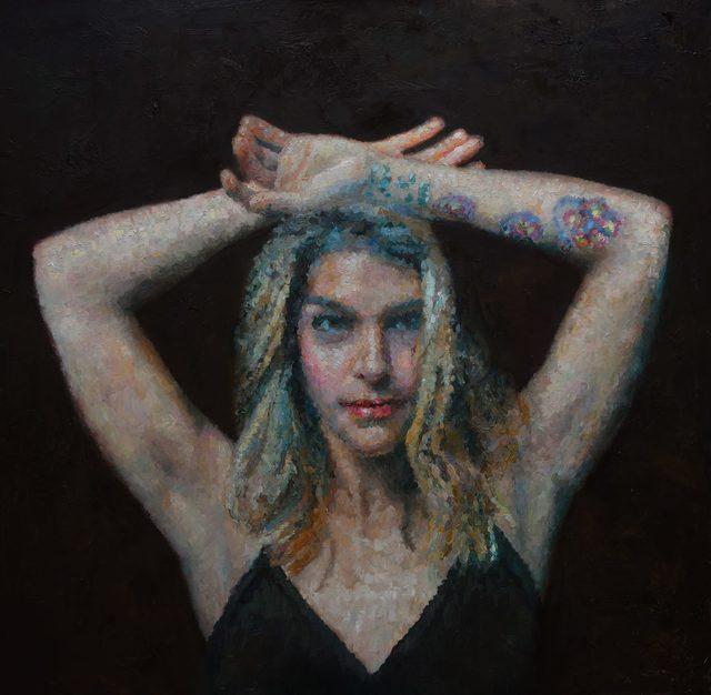 , 'Christina,' , Abend Gallery