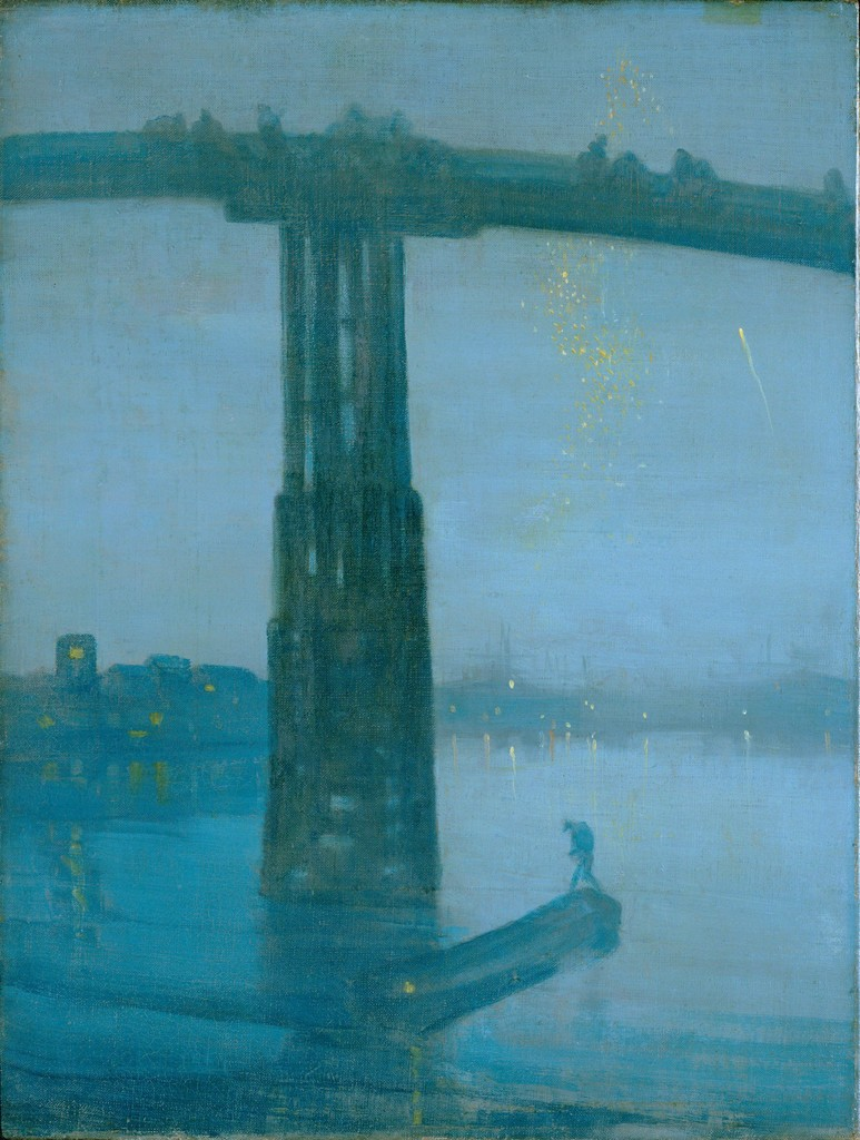 Nocturne: Blue and Gold—Old Battersea Bridge