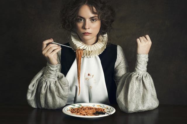 Romina Ressia, 'Spaghetti', 2015, Laurent Marthaler Contemporary