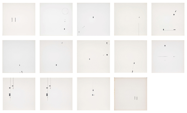 , 'Untitled, Vectors Album,' 1971, Galeria Luisa Strina