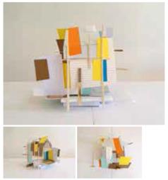 , 'Série des maquettes abandonnées 2017,' , J: Gallery