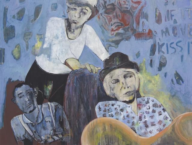 , 'Free Man I,' 2017, 10 Chancery Lane Gallery
