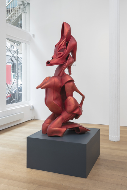 , 'Woman in Heels,' 2019, Alexander and Bonin