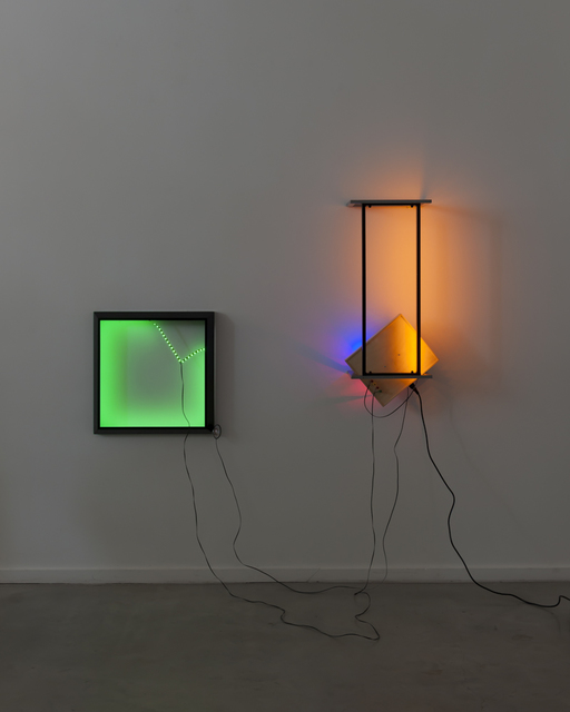 , 'Duet,' 2013, Lisson Gallery