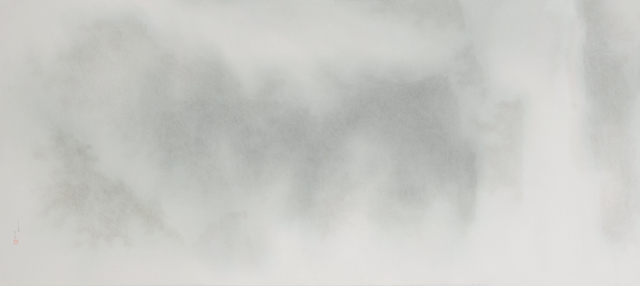 Chung-Ming Su, 'Clear Mist in the Sky 清靄浮空 ', 2016, Artrue Gallery