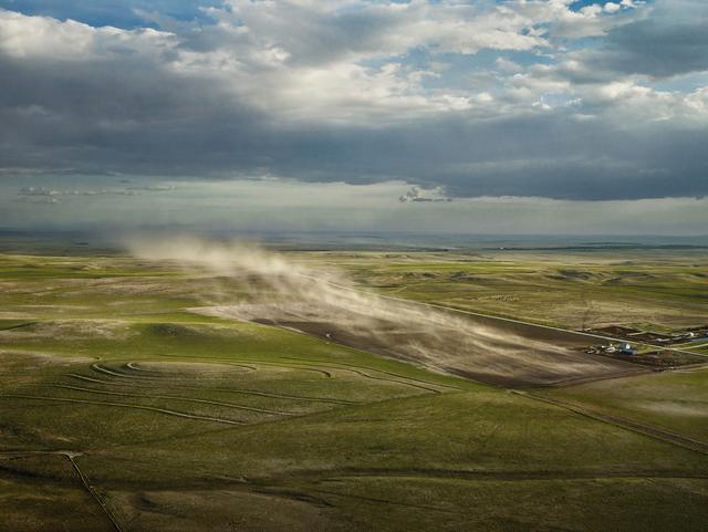 , 'Storm Blow, Sheridan County, Nebraska, 2011,' 2018, Kopeikin Gallery