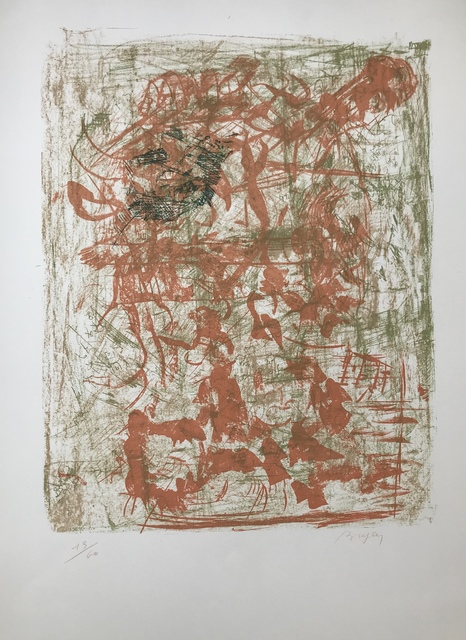 Camille Bryen, 'Untitled', Digard Auction