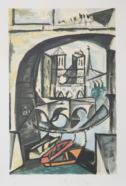 Pablo Picasso, 'Notre Dame', 1982, RoGallery