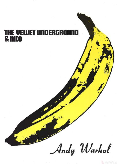Andy Warhol, 'The Velvet Underground & Nico', (Date unknown), ArtWise