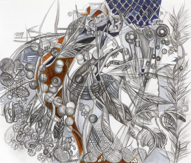 Ann Diener, 'Bourne #5', 2011, Heather James Fine Art