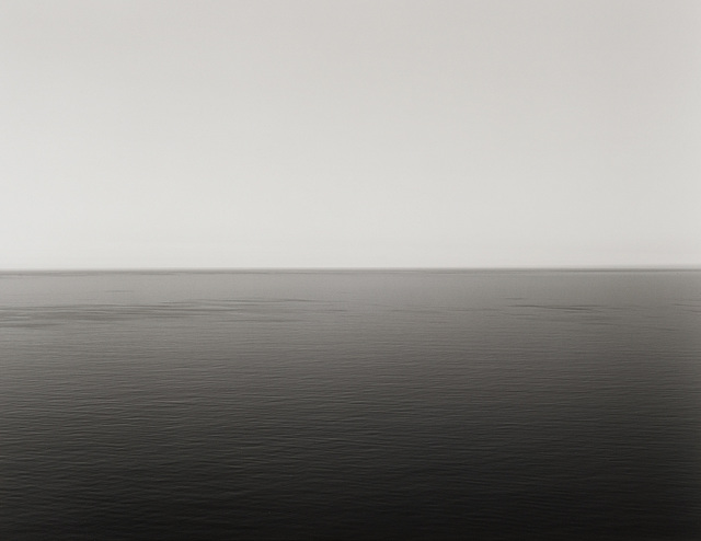 Hiroshi Sugimoto, 'English Channel, Weston Cliff', 1994, Phillips