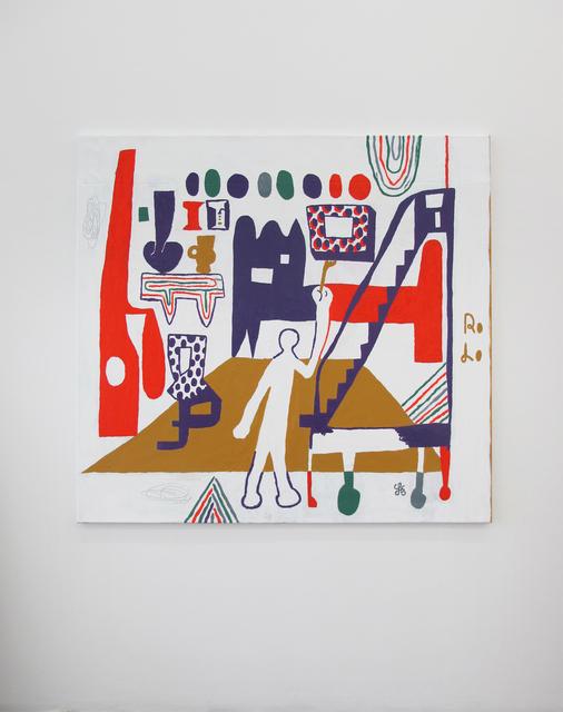 La chambre v1 gallery artsy for Chambre a arles