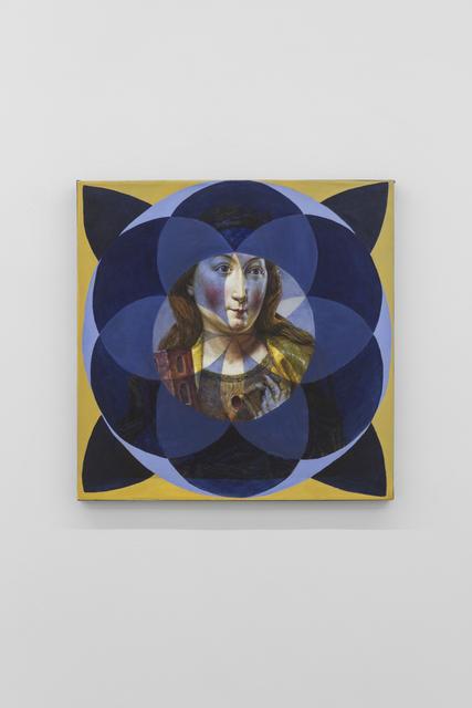 , 'Santa Barbara in Blue,' 2018, Peana Projects