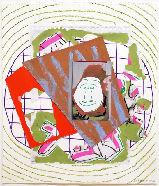 , 'Untitled, Series (Tocata y fuga),' 2012, Luis Adelantado