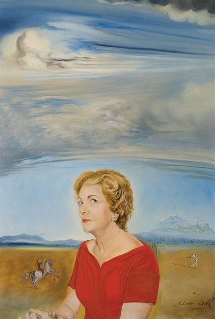 Salvador Dalí, 'Portrait of Ruth Lachman', 1961, Doyle