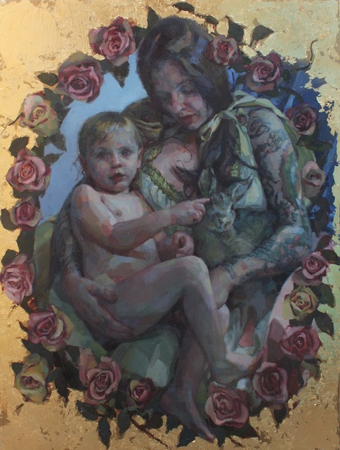 , 'Madonna and Child, 2016 AD,' , Abend Gallery
