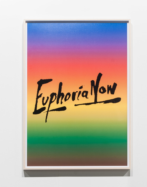 , 'Euphoria Now ,' 2015, von Bartha
