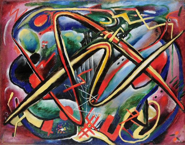 , 'Presto XI,' 1917, Weinstein Gallery