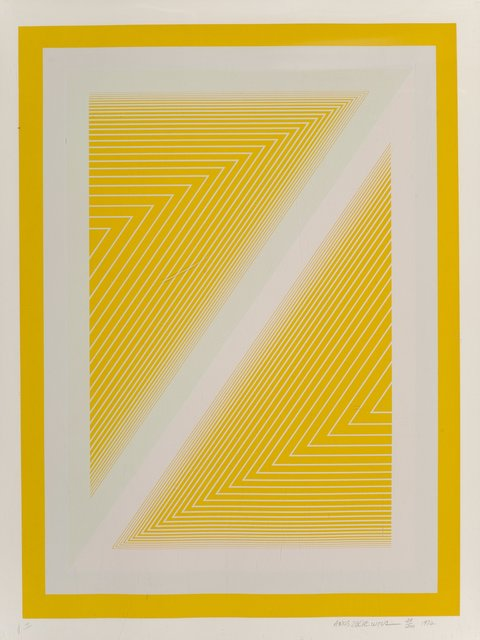 Richard Anuszkiewicz, 'Sequential I, from the Sequential Portfolio', 1972, Heritage Auctions