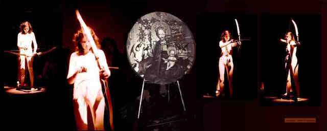 , 'DON'T BELIEVE I AM AN AMAZON,' 2008, Brigitte March International Contemporary Art