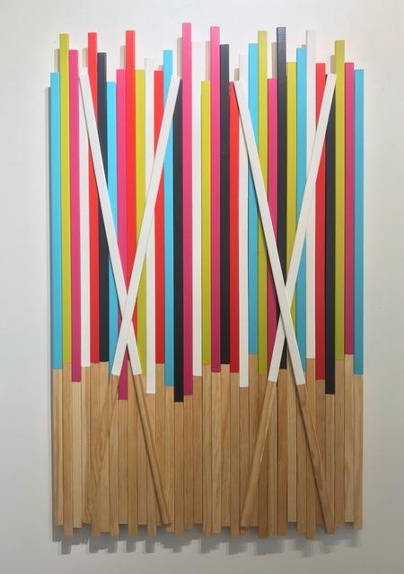 , 'Bound Together series - IX,' 2019, AC Contemporary Art
