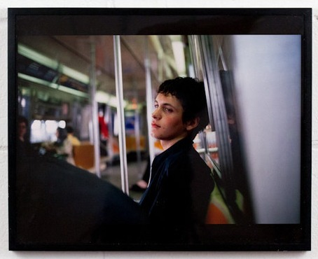 Nan Goldin, 'Simon on the Subway, NYC', 1998, Caviar20