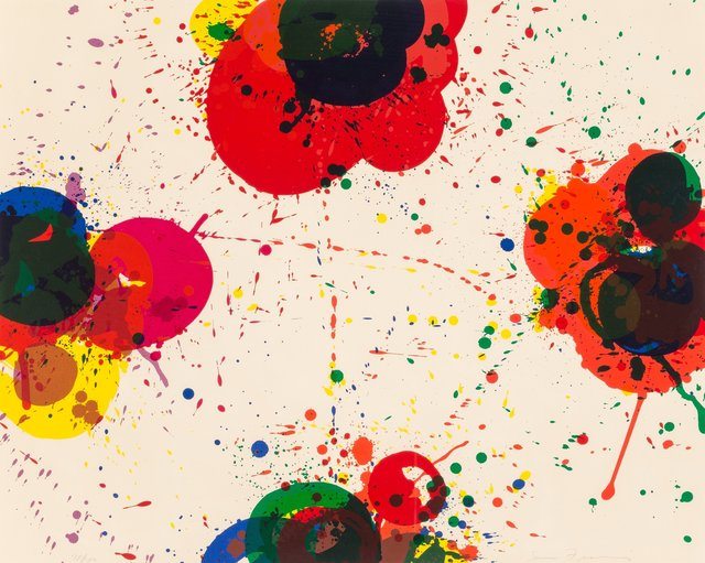 Sam Francis, 'Red Again', 1972, Heritage Auctions
